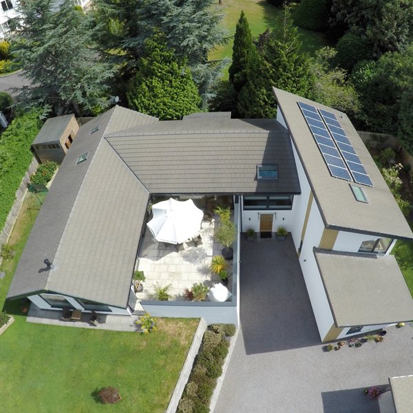 Architects, architecture, modern home design, sustainable, solar panels